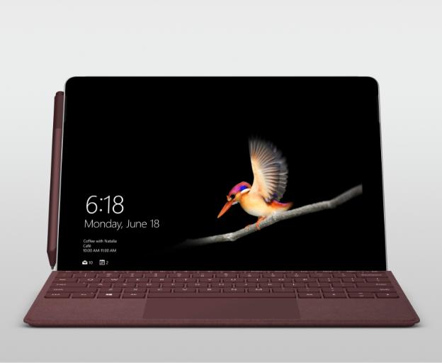 The Surface Go