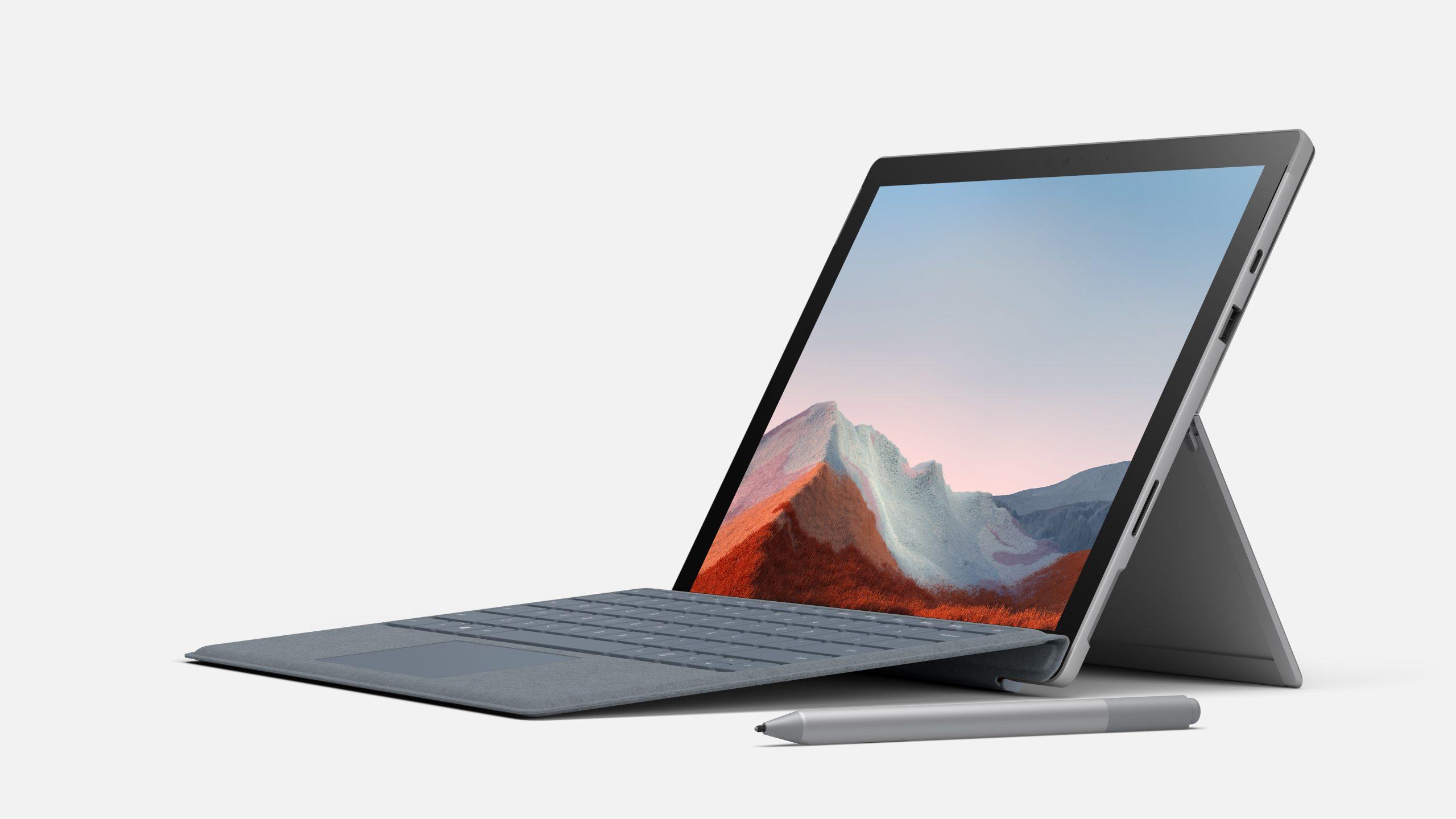 Surface Pro 7+ LTE