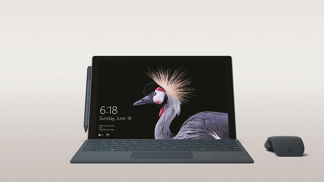 Surface Pro (5) LTE